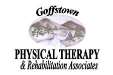 Logo for Goffstown Physical Therapy & Rehabilitation Associates