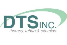 Logo for DTS Inc. Therapy, Rehab & Exercise