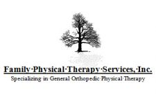 Logo for Family Physical Therapy Services (Bedford)
